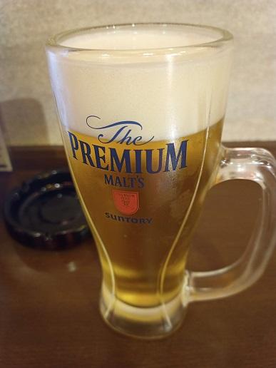 ビール199円(税抜)